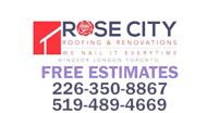 Rose City Roofing And Renovations