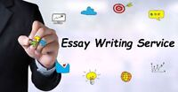 Essay writing service (Full satisfaction or money back)||