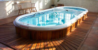 Jacuzzi Hot Tubs Burlington - SWIM SPA CLEAR OUT!!!