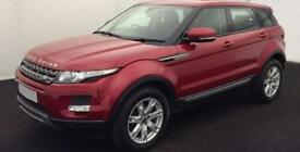 LAND ROVER R/R EVOQUE 2.0 TD4 SE TECH HSE DYNAMIC 4WD LUX 2W FROM £124 PER WEEK!