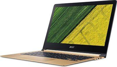 "Ultrabook Schwarz Gold Acer Swift 7 SF713-51 13,3"" Full HD IPS i5 8GB 256GB SSD"