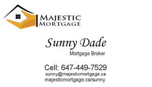 Looking for the mortgage ?
