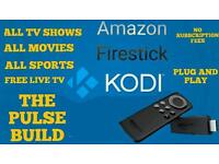 Kodi Amazon firestick with the pulse build . More stable than the beast