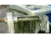 25hp Johnson gearbox ideal for parts