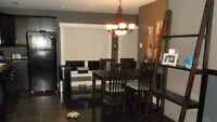 Executive Townhouse style apartment! Avail NOW!