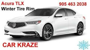 17 - 18 inch Winter Tires & wheels for Acura TLX at Car Kraze