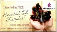 Free Essential Oil Sample Gift Package