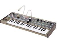 Microkorg keyboard