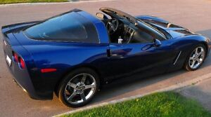 2007 Chevrolet Corvette Z51 3LT Coupe (2 door)