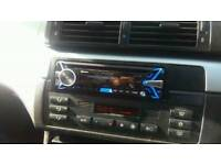 Sony in car CD player