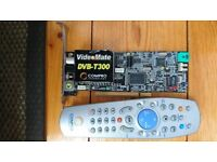 Videomate DVBT300 TV Tuner Card with Remote Control - Fair offers considered