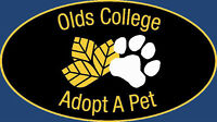 OLDS COLLEGE ADOPT A PET PROGRAM