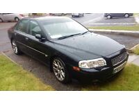 Volvo s80 2.5 turbo 650 ono