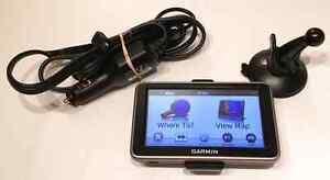 Garmin GPS 265w  $49;Garmin nuvi 2360LM free maps;in box$75