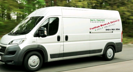 Vans with 2 Men - Moves & Delivery