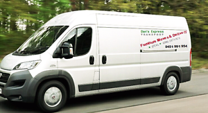 Vans with 2 Men - Moves & Delivery Stafford Brisbane North West Preview