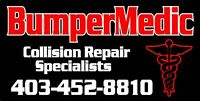 Bumper Medic Autobody - Tired of waiting? Taking Appts. Now