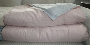 light weight twin size comforters