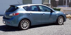 2010 Mazda Mazda3 Sport GX Hatchback