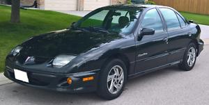 2000 Pontiac Sunfire GT Sedan