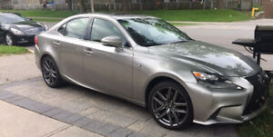 2016 Lexus IS350 F sport Lease Takeover/17Months/1FreeMonth