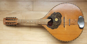 Older German mandolin