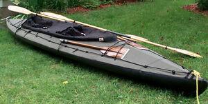 Klepper/Longhaul Folding double kayaka