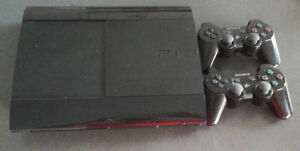 PS3 for Sale + 10 Games ( Most Soccer/Sports)