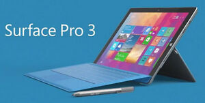 Microsoft Surface Pro 3 - Use it as a laptop, tablet or desktop.