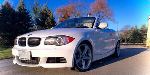 135i BMW turbo, sports pkg.