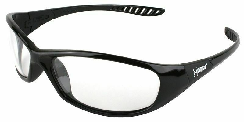 Kleenguard  V40 HellRaiser 28615 Scratch-Resistant Safety Glasses Clear Anti-Fog Business & Industrial
