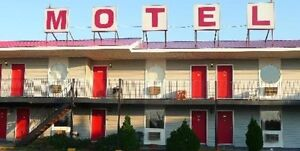 WANTED MOTELS AND HOTELS