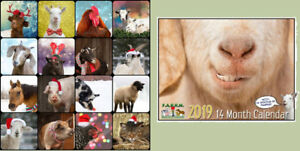 Farm Animal Rescue & Rehoming Movement - FARRM