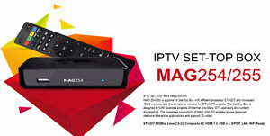 WHOLE SALE PRICE FOR IPTV MAG250, MAG254, MAG260