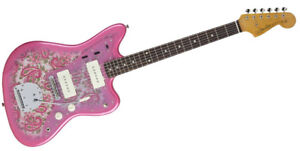 Fender Traditional 60s Jazzmaster Pink Paisley Limited MIJ