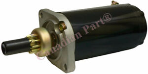 New UNITED TECHNOLOGIES Starter for NEW HOLLAND L454 SAB0087