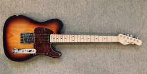 G&L Tribute® Series ASAT Classic Tobacco Sunburst