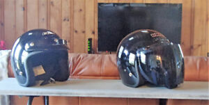 2- CKX Motorcycle Helmets for Sale $45 together