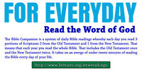Sign up today. FREE 30 Key Bible Lessons by Email Course.