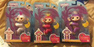 *** AUTHENTIC FINGERLINGS ***