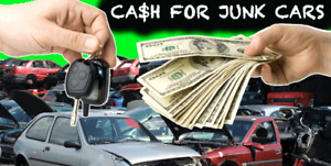 GET CASH FOR YOUR SCRAP CAR!!!! CALL 204-297-4122