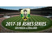 Ashes Tickets (Adelaide Days 3/4)