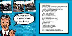 Same Day Service - All Makes, Models $199.95