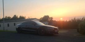 Audi a5 quattro 2.0tdi SWAP