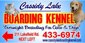 Cassidy Lake Boarding Kennel
