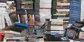 CLEAROUT YOUR UNWANTED MEDIA BOOKS CDS DVDS COMPUTER GAMES VINYL