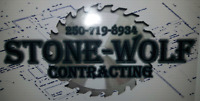 Stone-wolf contracting and handyman
