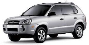 2006 Hyundai Tucson GL  - trade-in