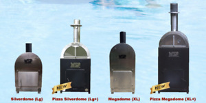 WOOD Burning Pool Heaters with Wood Burning Pizza Oven Options