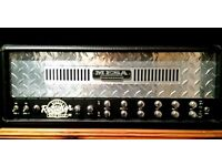 (trade)...Mesa Boogie single rectifier 50 Solo head.